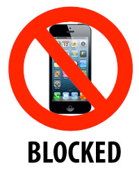 Blacklist Blocked