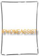 FrontGlass Support Black- Supporto per vetro iPad 2 Nero