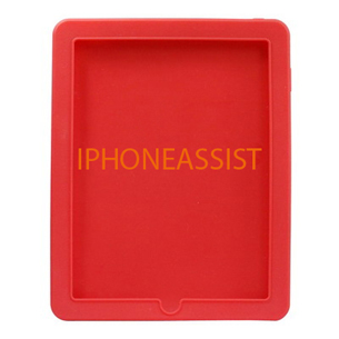 apple ipad frosted silicon case