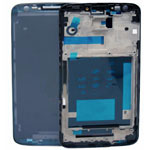 LG D802 Optimus G2 Front Cover  LCD Frame in Black