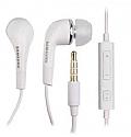 Samsung EHS64AVFWE White i9300 S3, i9000, i9003 Handsfree Bulk Pack
