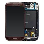 Samsung GT-i9300 Galaxy S3 LCD : Touch Module - Brown - GH97-13630D