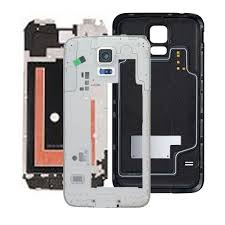 Samsung Galaxy S5 G900F Complete Housing in Black
