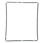 iPad 4 (ipad with retina display) mid frame in black