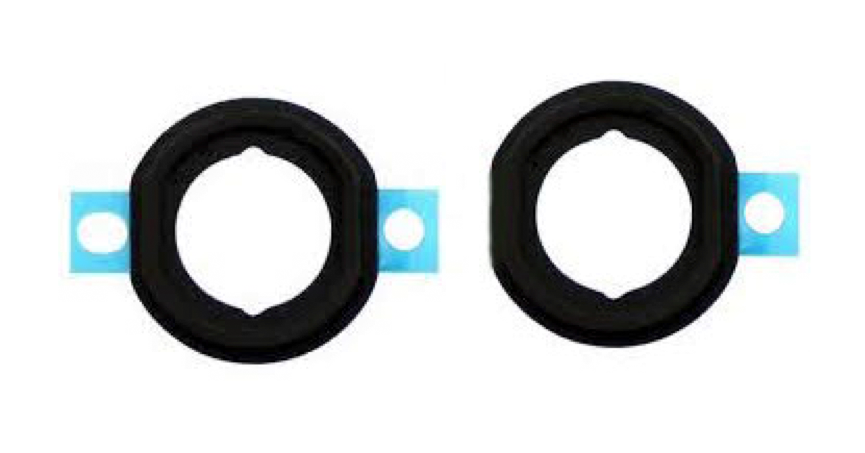 iPad Air Home Button Spacer 2Pcs Set in Black OK