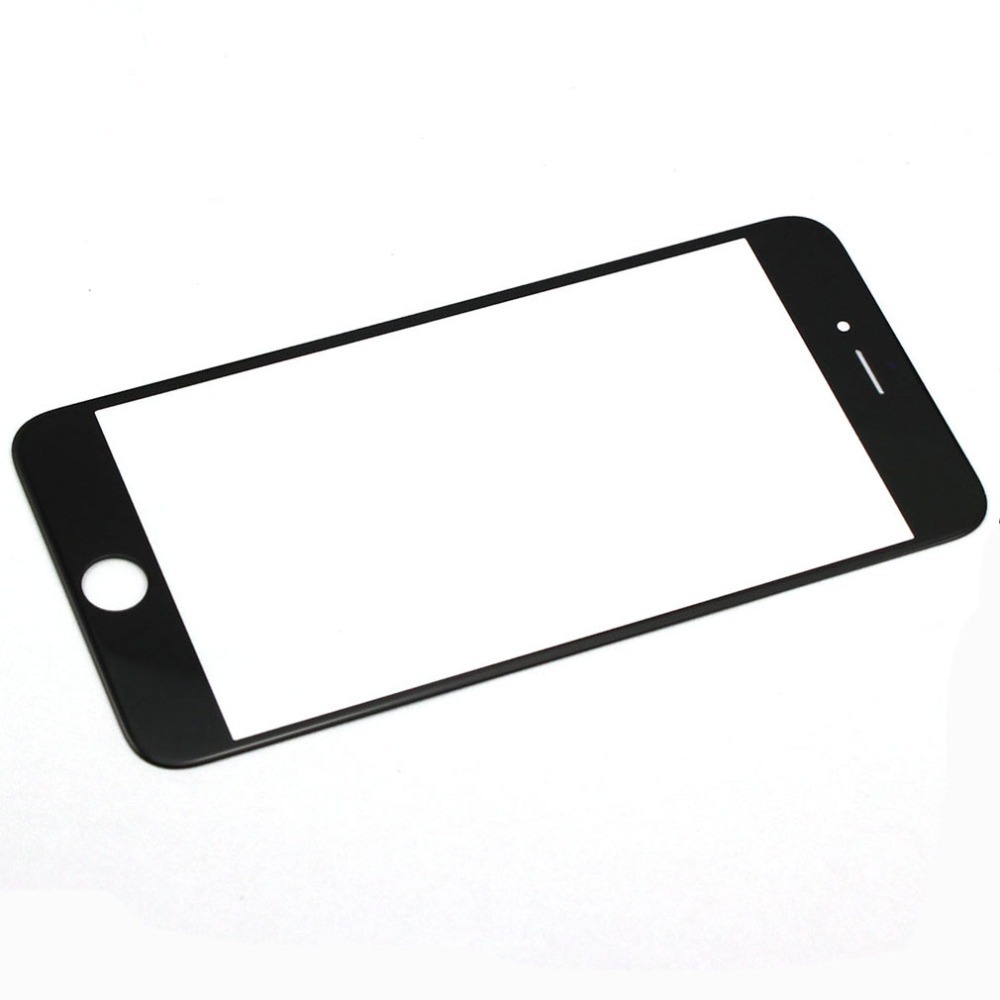 iPhone 6 Glass Lens in Black.