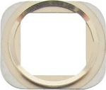 iPhone 6 Home button chrome ring in white
