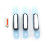 iPhone 6 Side-Button-in argento (Power,Volume and Mute Button)