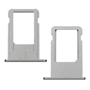 iPhone 6 Sim Tray in Silver